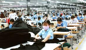 Nhà đầu tư Hàn Quốc đón cơ hội ngành dệt may